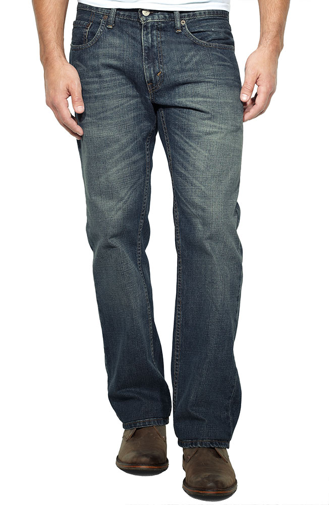 Levi's ® Men's 559 ™ Relaxed Straight Fit Jeans - Indie Blue (Closeout)