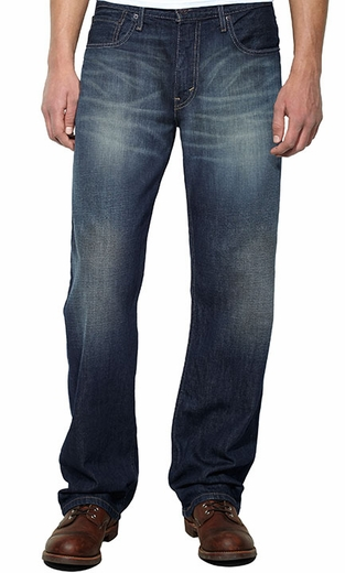 Levi's ® Men's 569 ™ Loose Straight Fit Jeans - Blue Drift (Discontinued)