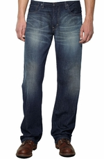 Levi's ® Men's 569 ™ Loose Straight Fit Jeans - Blue Drift