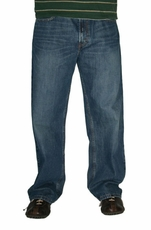 Levi's ® Men's 569 ™ Loose Straight Fit Jeans - Indie Blue