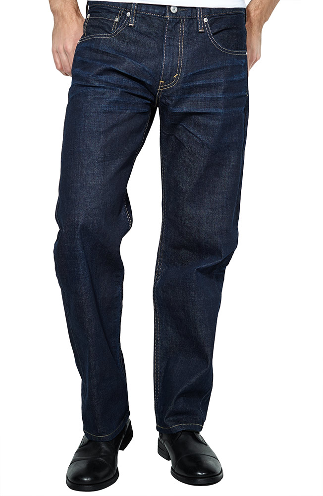 Levi's ® Men's 569 ™ Loose Straight Fit Jeans - Big Sir (Closeout)