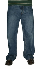 Levi's ® Men's 569 ™ Loose Straight Fit Jeans - Indie Blue (Closeout)