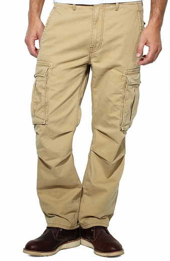 Levi's ® Men's Ace Cargo Pants - Harvest Gold