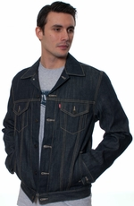 Levi's ® Men's New Fit Trucker Jacket - Rigid