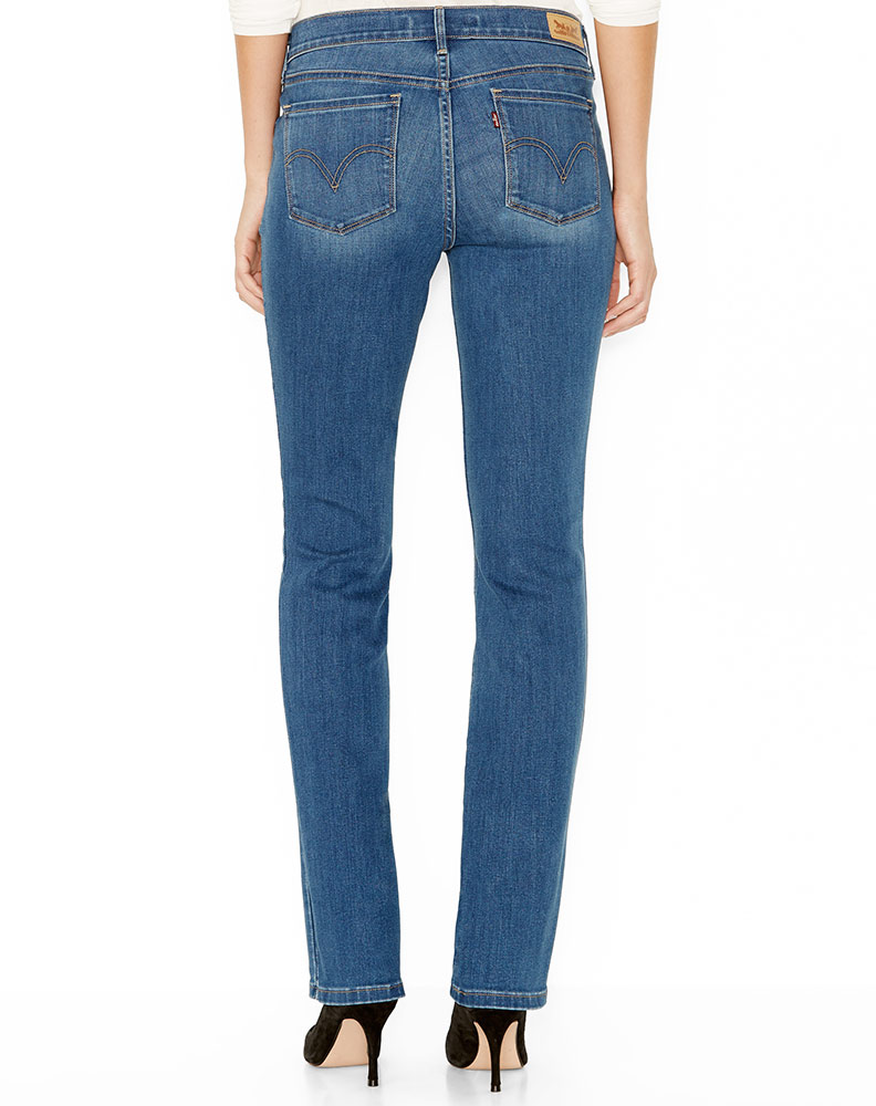 Women's Classic Fit Jeans - Traditional Fits by Levi's and Wrangler