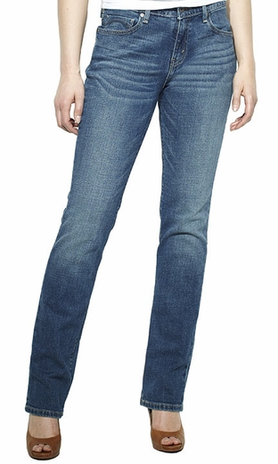 Levi's ® Women's 505 ™ Straight Leg Jeans - Always Agreed