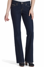 Levi's ® Women's 529 ™ Curvy Boot Cut Jean - Right On Blue (Discontinued)