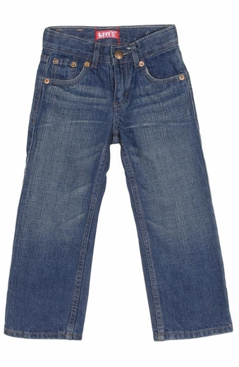 Levi's Toddler Boys 514 Straight Fit Jeans - Hype