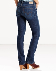 Levi's ® Women's 505 ® Straight Leg Jean - Sleek Blue
