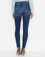 Levi's Women's Juniors High Rise Skinny Legging - Watery Dark (Closeout)