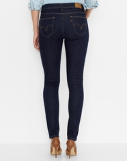 Levi's® Women's Misses 529 Curvy Skinny Jean - Darkest Ace