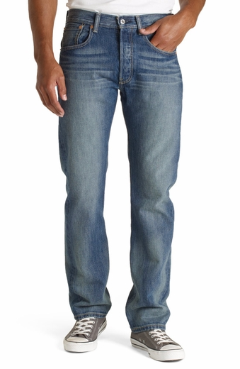 Levi's ® Men's 501 ® Original Fit ®  Jeans- Rough and Tumble (Closeout)