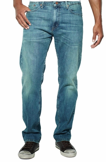 Levi's ® Men's 505 ™ Regular Fit Jeans - Standardize