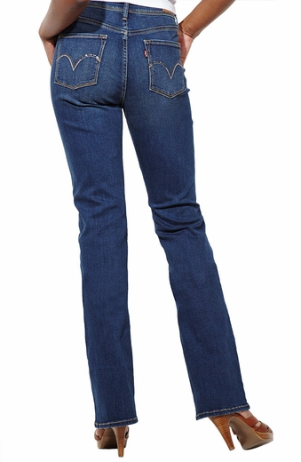 Levi's ® Women's 512 ™ Boot Cut Jeans - Daylight with City Lights