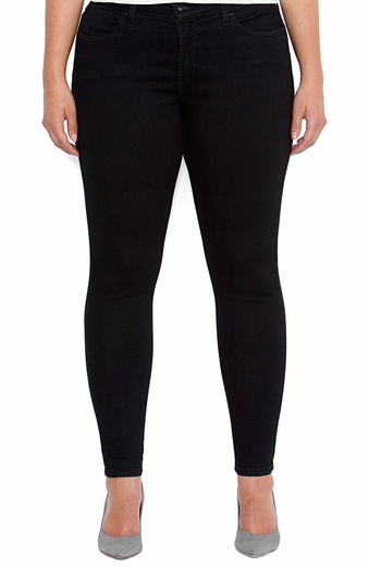 Levi's ® Womens Plus Legging - Smooth Black (Closeout)