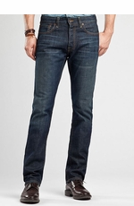 Lucky Brand Men's 121 Heritage Slim Straight Jeans - Ol Occidental (Closeout)