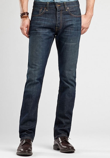 Lucky Brand Men's 121 Heritage Slim Straight Jeans - Ol Occidental