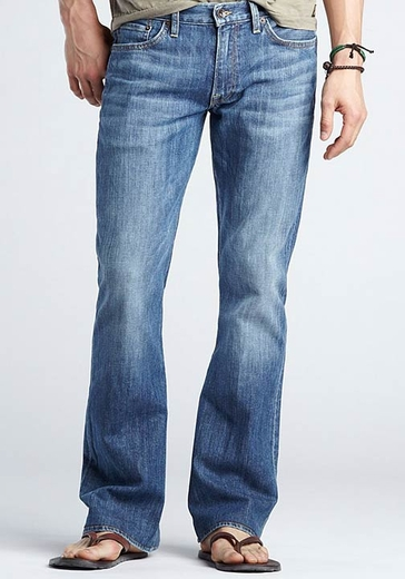 Lucky Brand Men's 367 Vintage Boot Jeans - Nugget