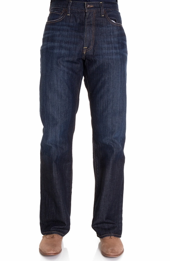 Lucky Brand Mens 181 Relaxed Straight Jeans - Ol Lipservice