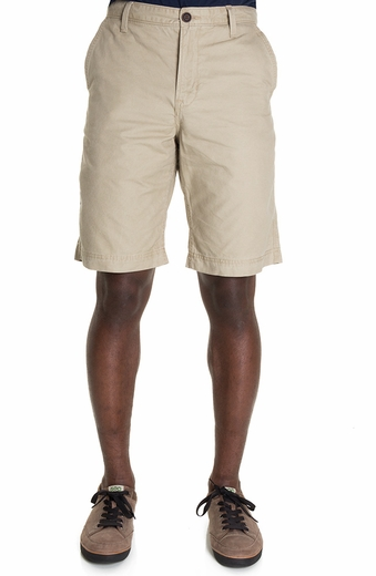 Lucky Brand Mens Flat Front Shorts - Twill (Closeout)