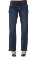 Lucky Brand Women's Easy Rider Jeans - Dark Goldmine (Closeout)