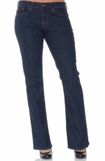 Lucky Brand Women's Sweet 'N Low Jeans - Dark Jefferson