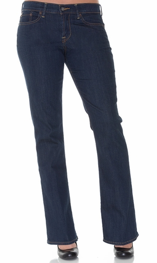 Lucky Brand Women's Sweet 'N Low Jeans - Dark Jefferson (Closeout)