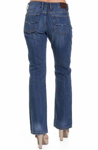 Lucky Brand Womens Easy Rider Jeans - Medium Cuthbert (Closeout)