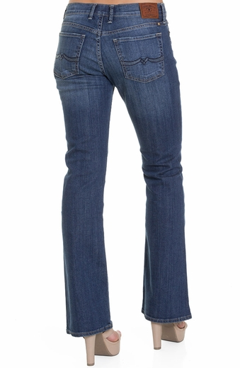 Lucky Brand Womens Sweet N Low Jeans - Medium Summit (Closeout)