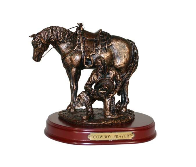 M&F Western Heritage Statues -