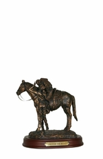"M&F Western Heritage Statues - ""One for the Road"""