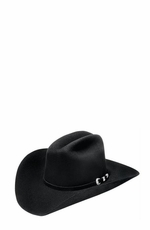 "Master Hatters Men's ""Silver City"" 10X Hat - Black"