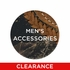 Men's Accessories Clearance