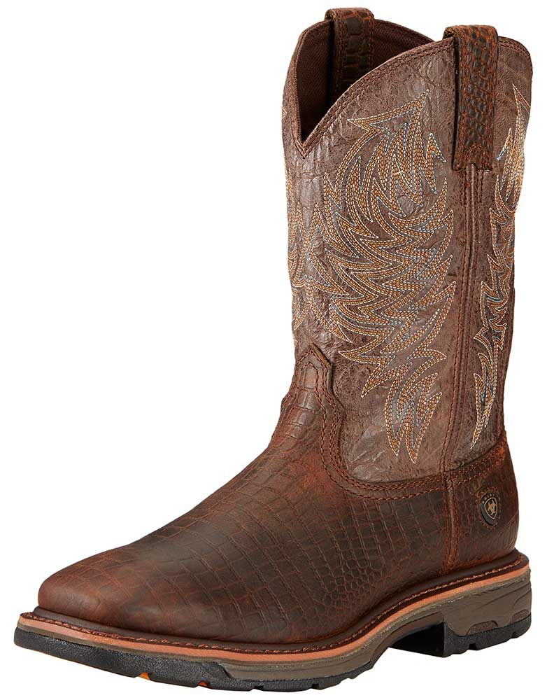 Ariat Boots Work Tsaa Heel