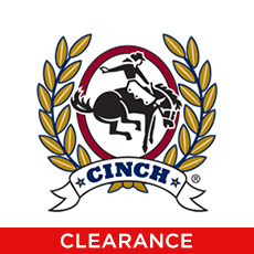 Men's Cinch Clearance