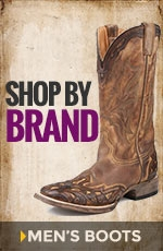 Men's Cowboy Boots - Shop by Brand