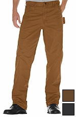 Men's Dickies Relaxed Fit Sanded Duck Carpenter Jeans (Closeout)