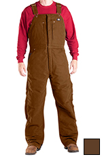 Men's Dickies Sanded Duck Bib Overalls