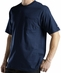 Men's Dickies Solid Short Sleeve Wicking Pocket Tee Shirt
