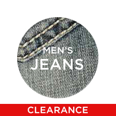 Men's Jeans, Shorts, and Trousers Clearance