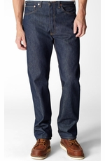 Men's Levi's ® 501 ® Shrink-to-Fit Jeans EXTENDED SIZES - Rigid Indigo (Discontinued)