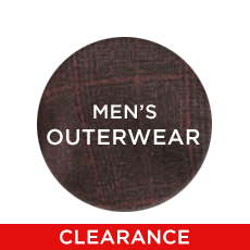 Men's Outerwear Clearance
