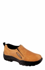 Men's Roper Sport Slip On Shoes (Clogs) - Amber Apache