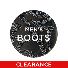 Men's Western Boots and Shoes Clearance