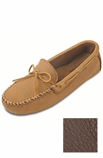 Minnetonka Men's Geniune Moose Driving Mocs (Closeout)