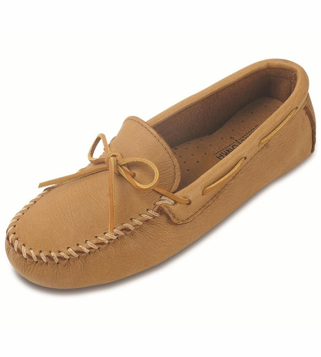 Minnetonka Men's Geniune Moose Driving Mocs