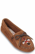 Minnetonka Moccasin Women's Thunderbird Beaded Moccasin - 2 Colors