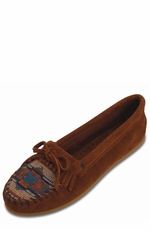 Minnetonka Women's El Paso ll Suede Moc - 3 Colors