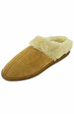 Minnetonka Women's Pile Lined Mule Slippers
