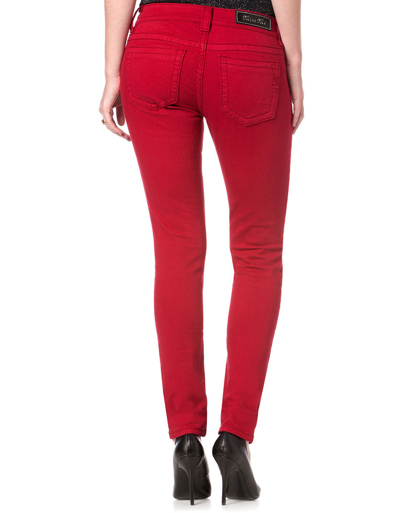 Women'S Red Skinny Jeans Jeans Am - Collection Red Skinny Jeans For Women Pictures - Crochetfashion